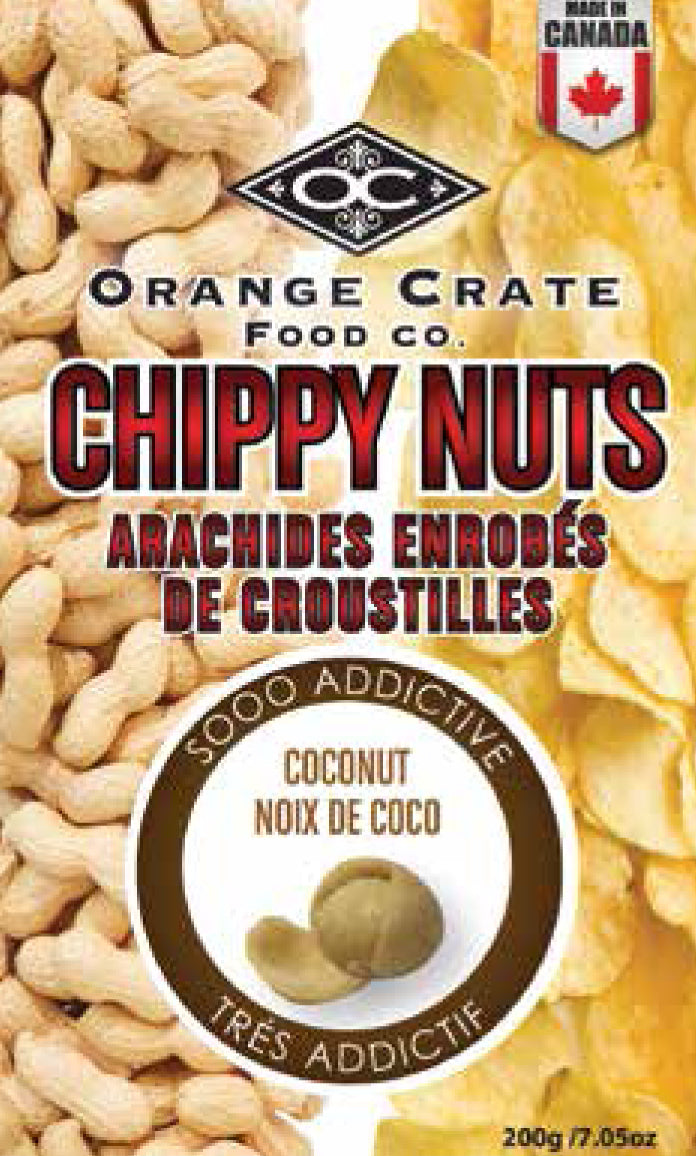 Coconut Chippy Nuts - 200G