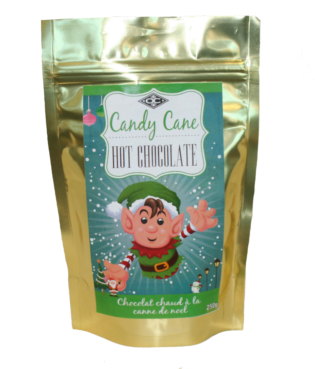 HC - 250 G - Bag - Candy Cane