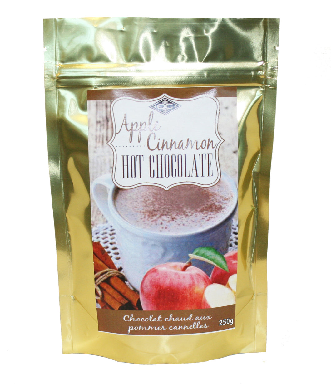 HC- 250G Bag - Apple Cinnamon