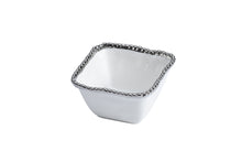 Load image into Gallery viewer, Square Snack Bowl - Salerno