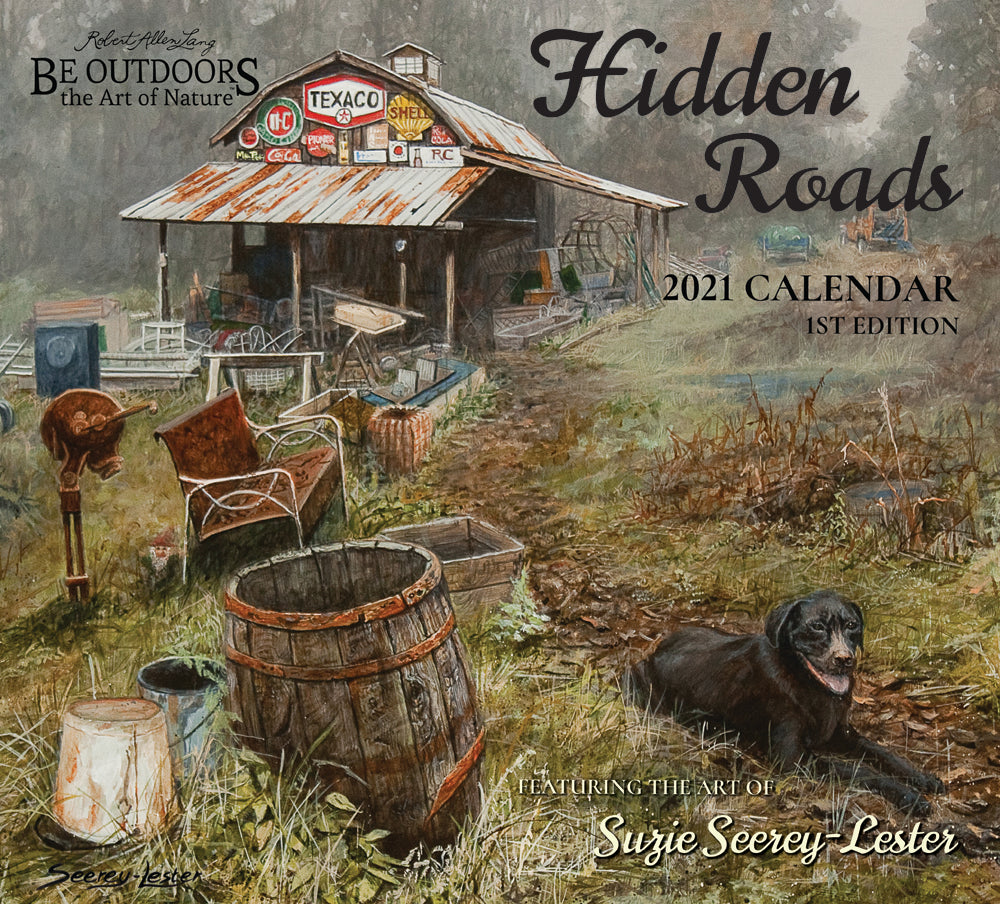 2021 - Hidden Roads