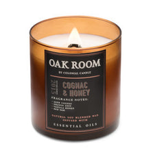 Load image into Gallery viewer, 15 oz Oak Room - Cognac and Honey