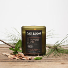Load image into Gallery viewer, 15 Oz - Oak Room - Peppered Pine