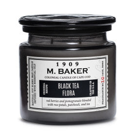 Baker - 14 oz - Black Tea Flora