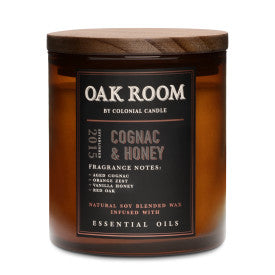 15 oz Oak Room - Cognac and Honey