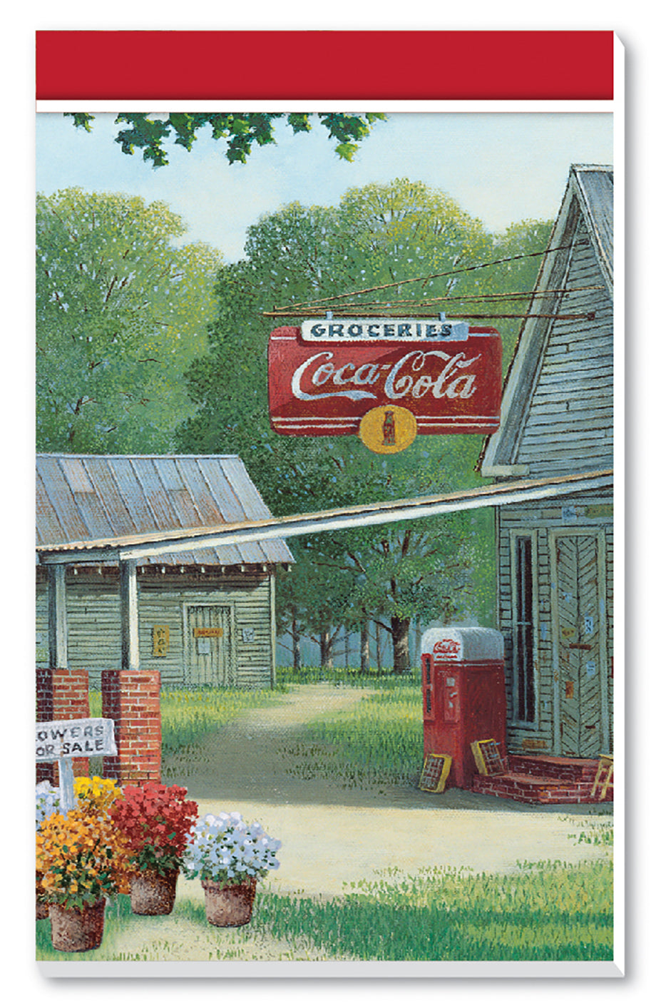 Bridge Tally Sheets -Coca Cola Town