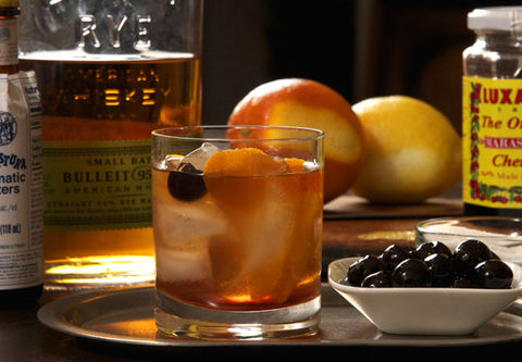 The Rye Old Fashioned