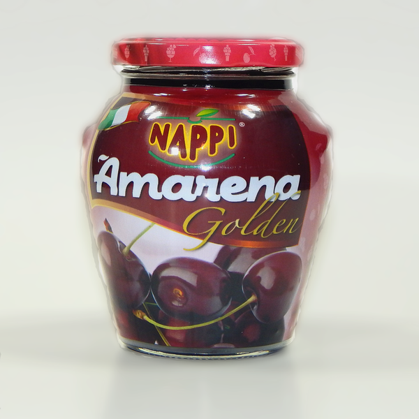 Nappi Amarena WORLD CHAMPION Cherries 460 gr.