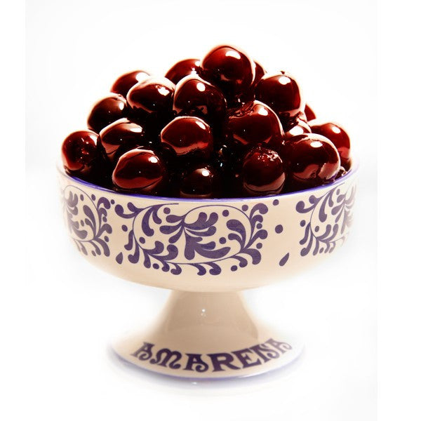 Fabbri Amarena Cocktail Cherries Ceramic Jar 600 gr.