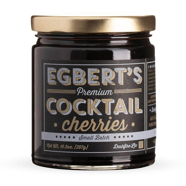 Egbert's Premium Brandied Cocktail Cherries 297g
