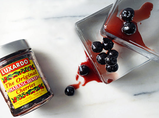 Luxardo Maraschino Cocktail Cherries 400gr.