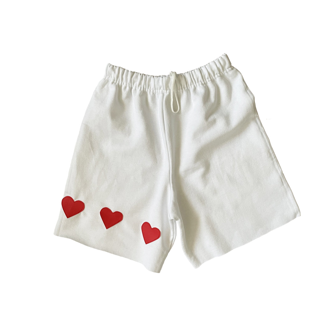 Love Bomb Sweatshort