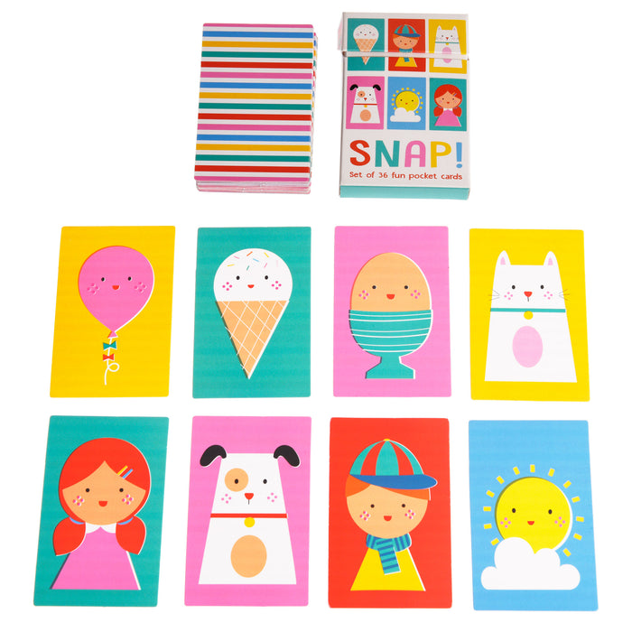 Funky Friends Snap Cards