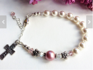 Pink Salt Riot Blog // A Catholic First Communion Gift Guide