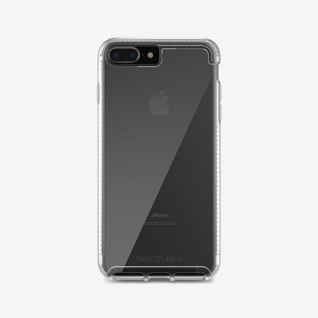 Pure Clear for Apple iPhone 8 Plus - Clear