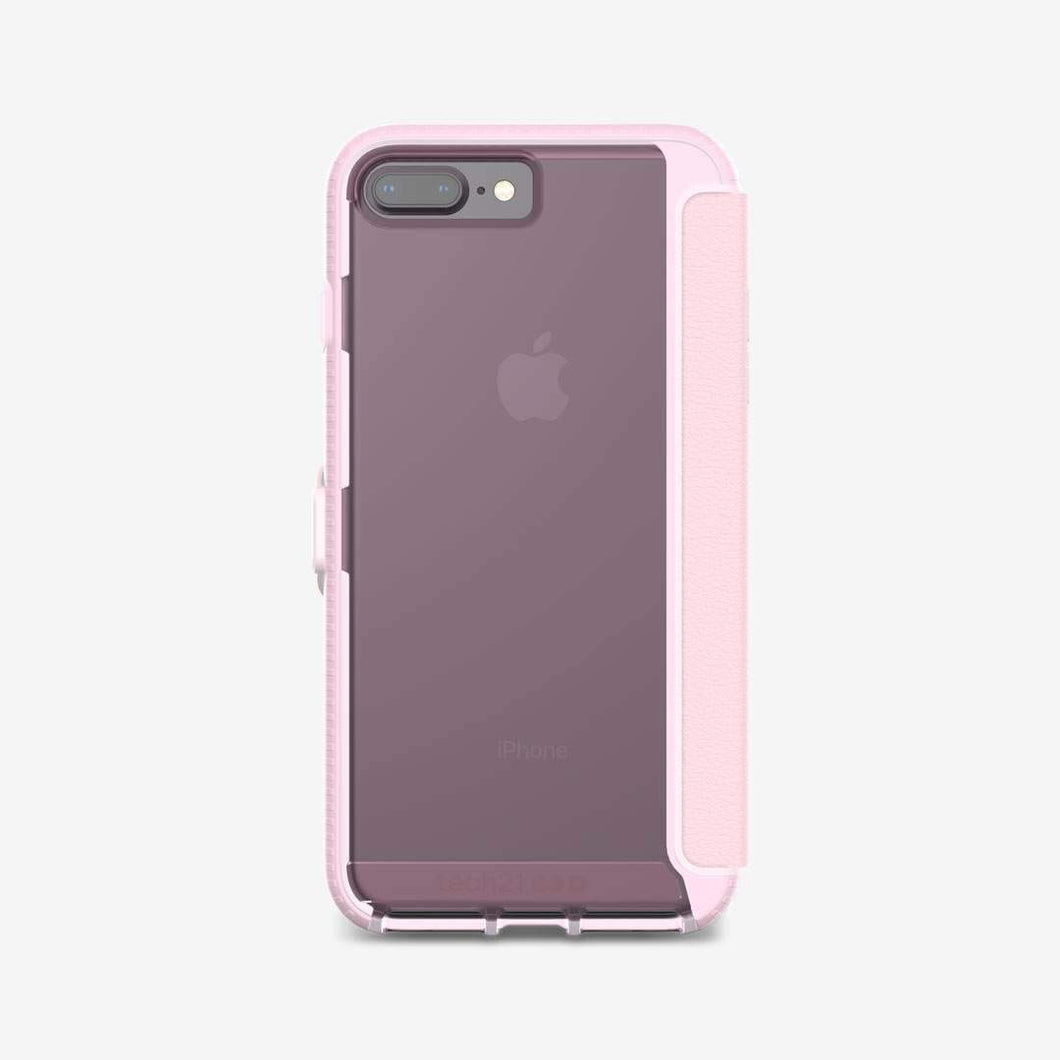 Evo Wallet for Apple iPhone 8 Plus - Pink