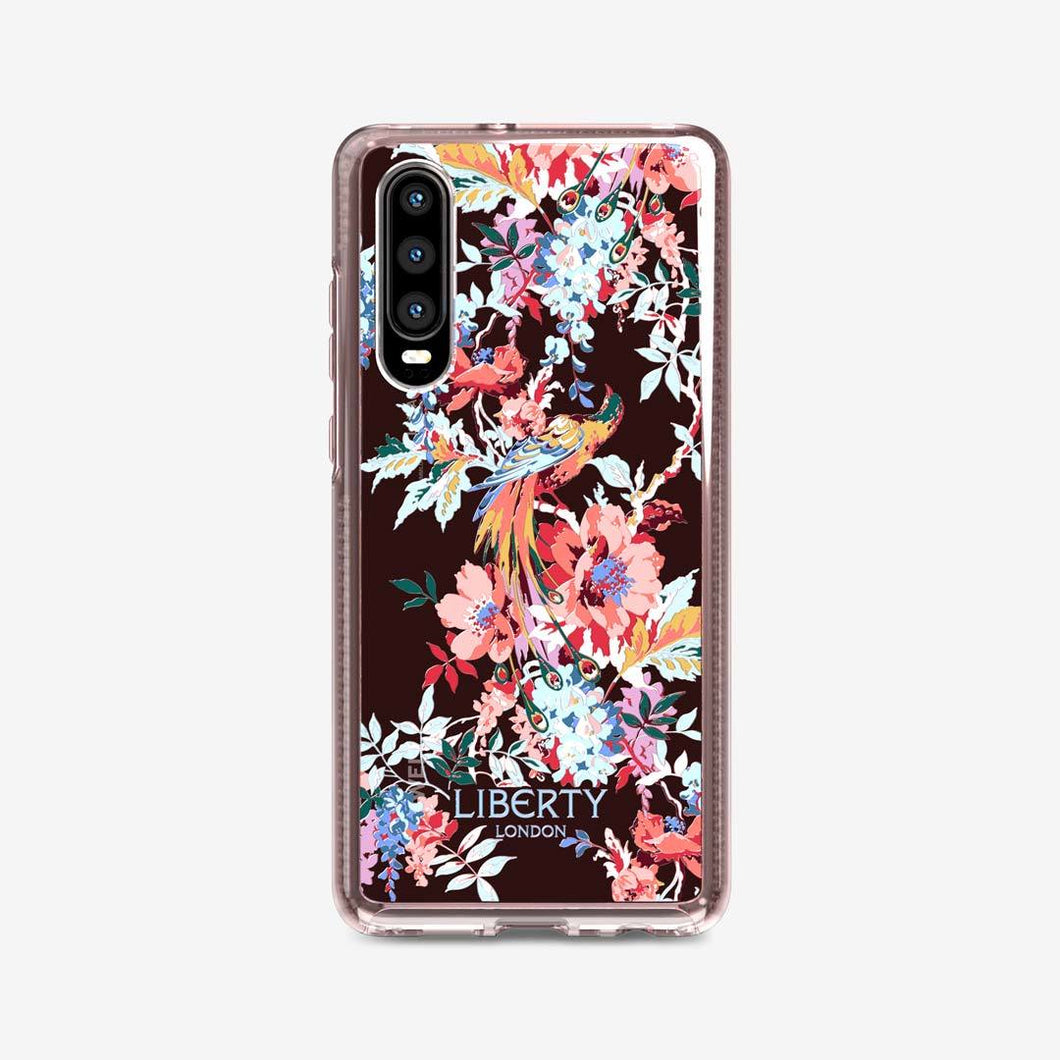 Pure Print Liberty Delphine for Huawei P30 - Pink