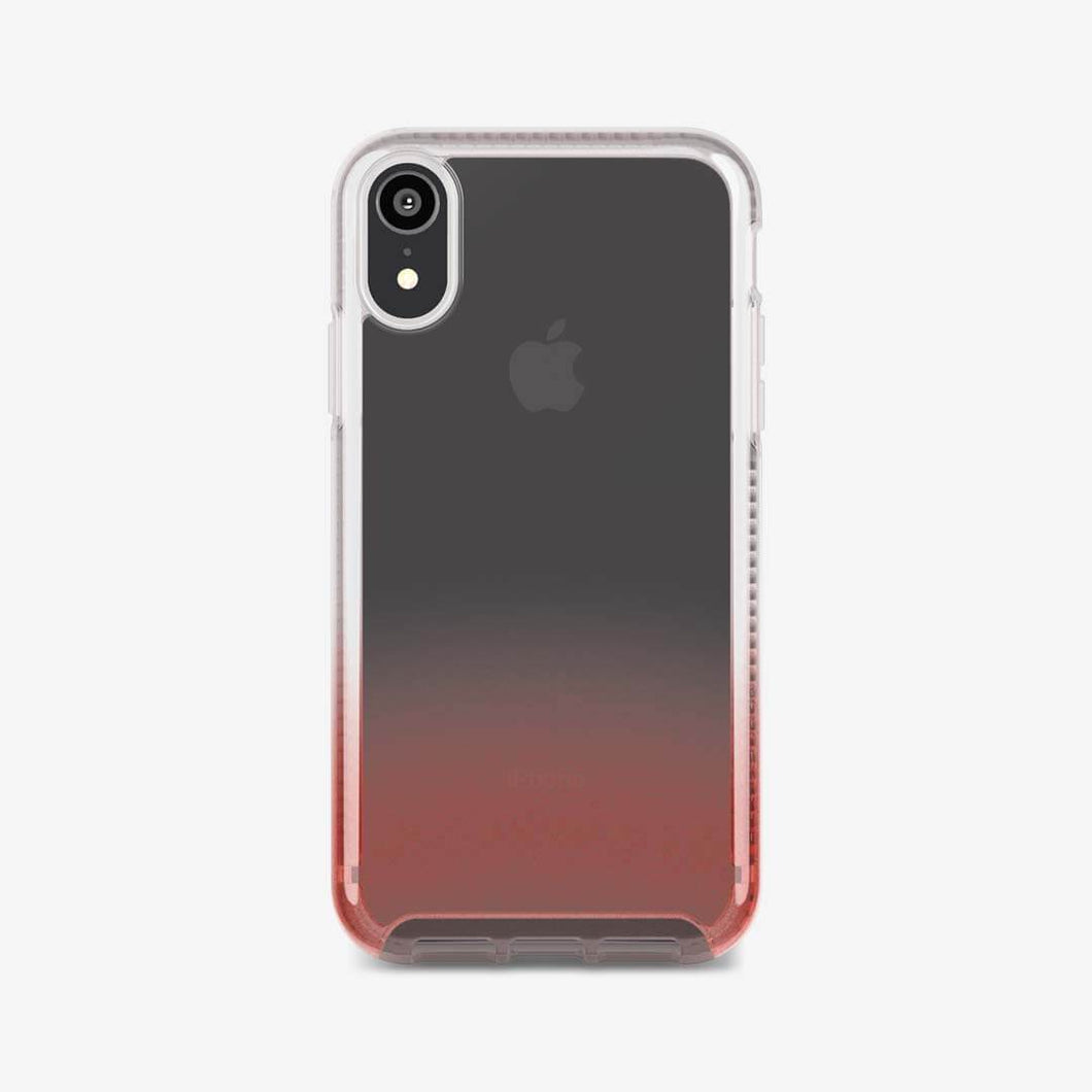 Pure Ombre for Apple iPhone XR - Red
