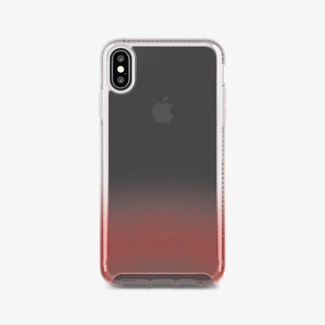 Pure Ombre for Apple iPhone Xs Max - Red