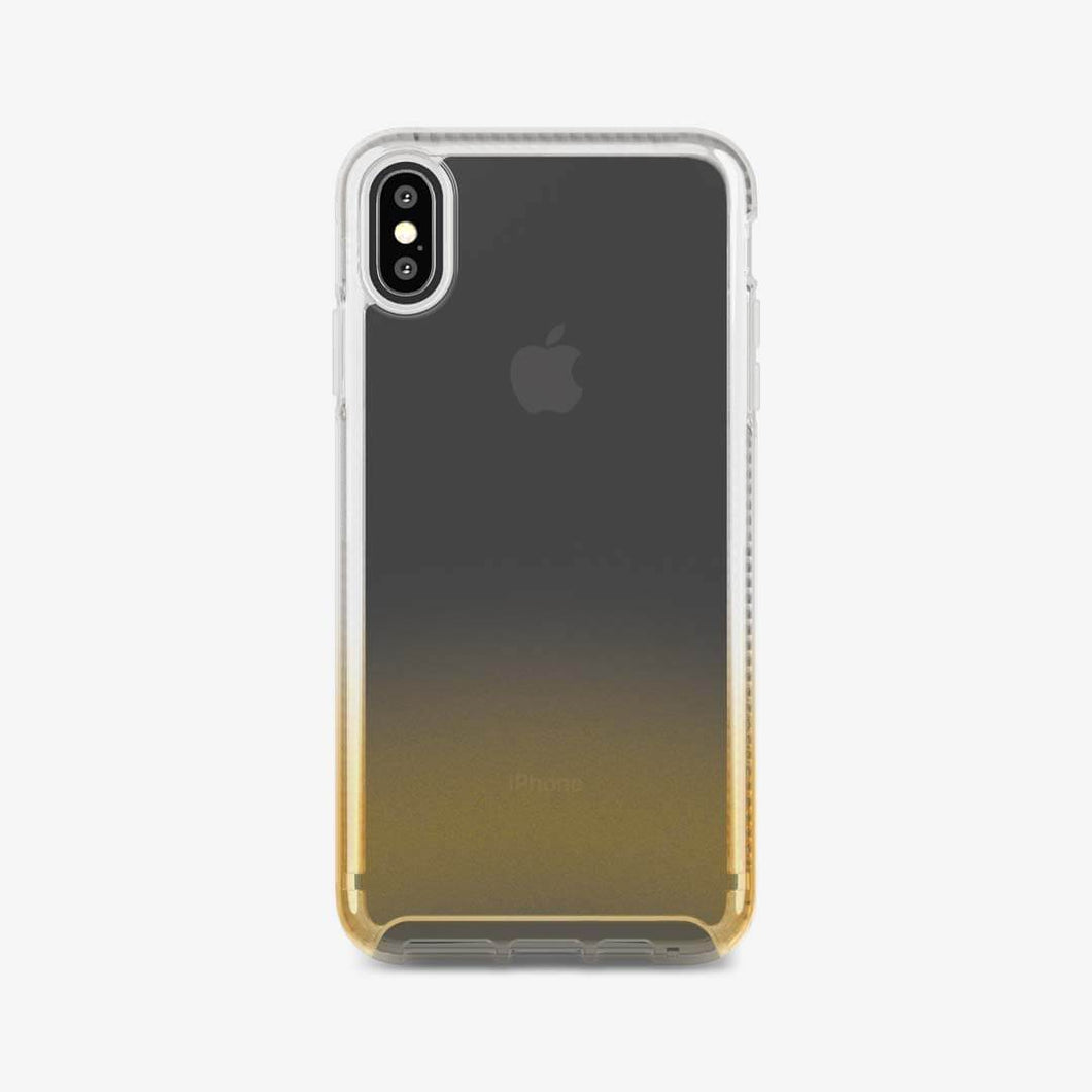 Pure Ombre for Apple iPhone Xs Max - Yellow