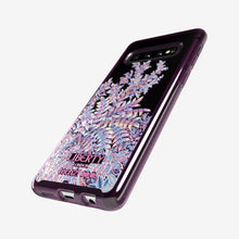 Load image into Gallery viewer, Pure Print Liberty Shangri-La Burgundy for Samsung Galaxy S10 - Red