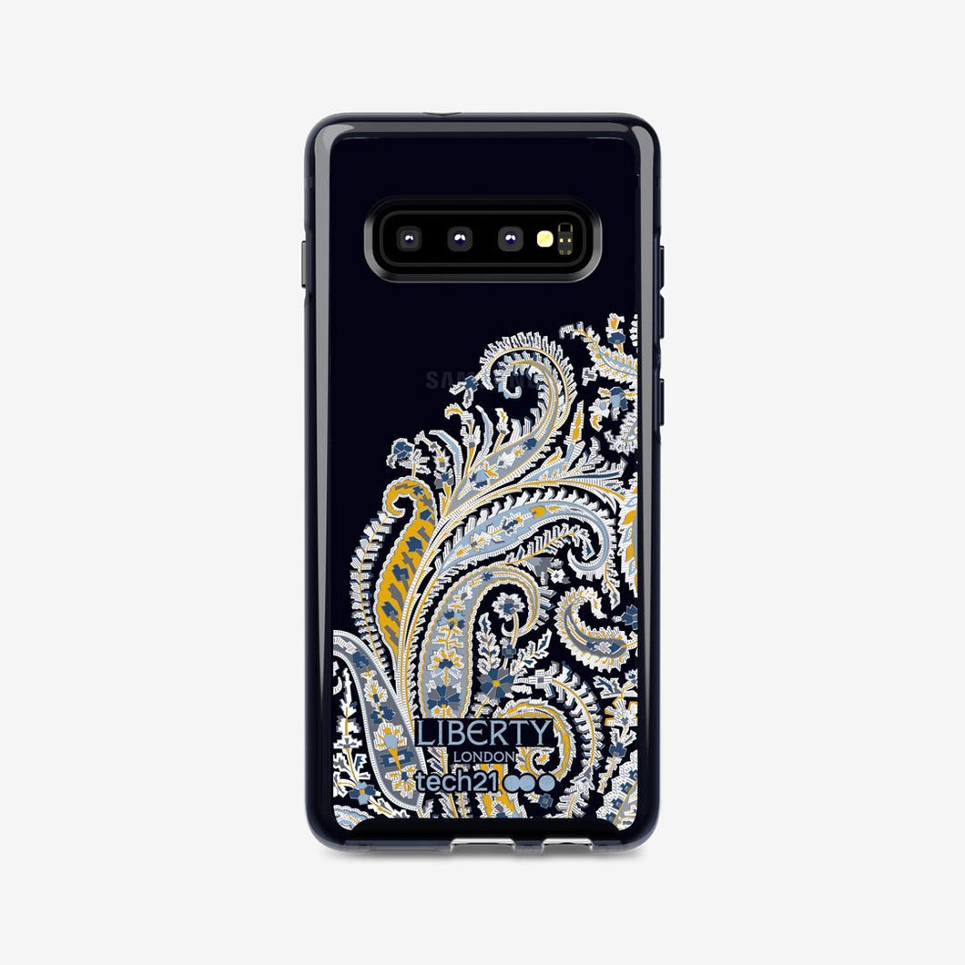 Pure Print Felix Raisen for Samsung Galaxy S10+ - Blue