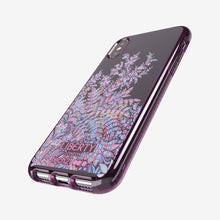 Load image into Gallery viewer, Pure Print Liberty Shangri-La Burgundy for Apple iPhone Xs - Red