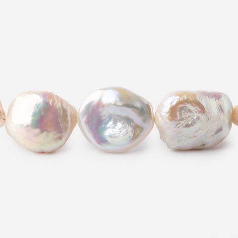 Tri-Color Freshwater Pearls