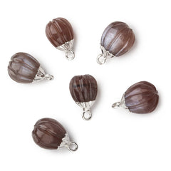 Chocolate Moonstone Beads