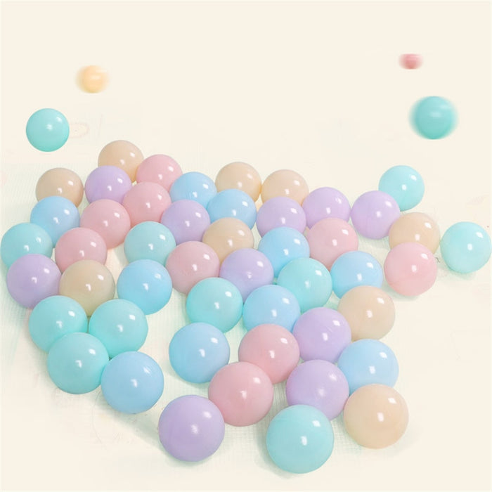 Colorful Soft Plastic Ocean Ball - BrightBailey