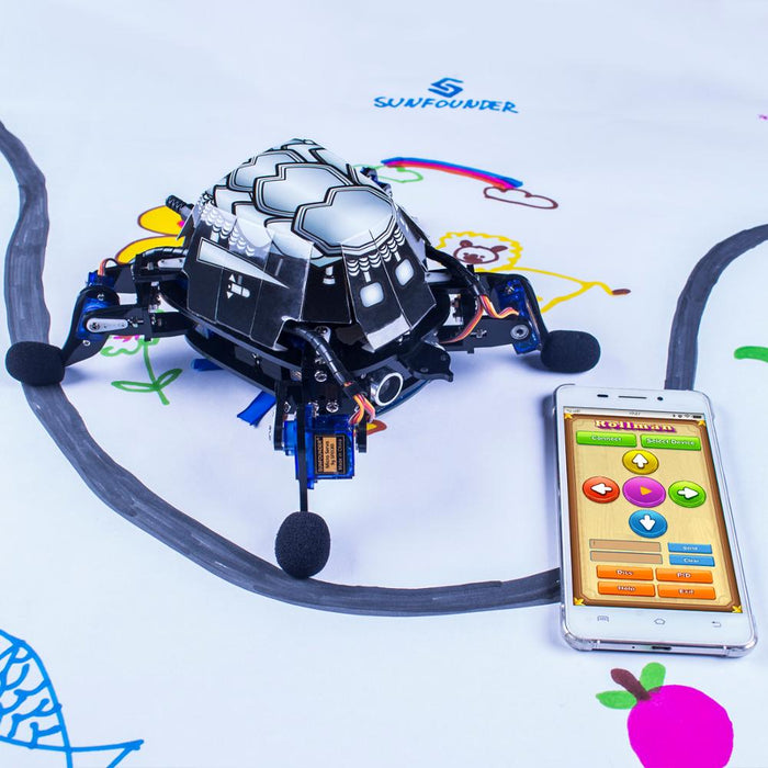 Obstacle Avoidance Rbotics Toy Kits - BrightBailey