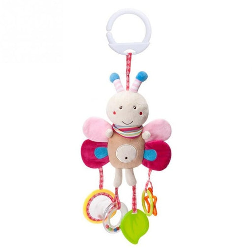 Hanging Rattles Plush Infant Toys - BrightBailey