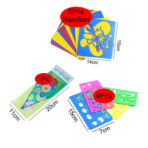 Rainbow Scratch Art Paper Card Set - BrightBailey