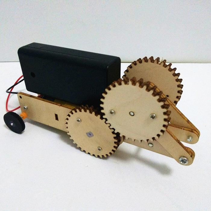Electric Gears Science Project Toys - BrightBailey