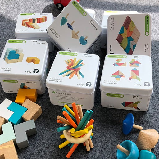 Travel Cognitive Interactive Game Toys - BrightBailey
