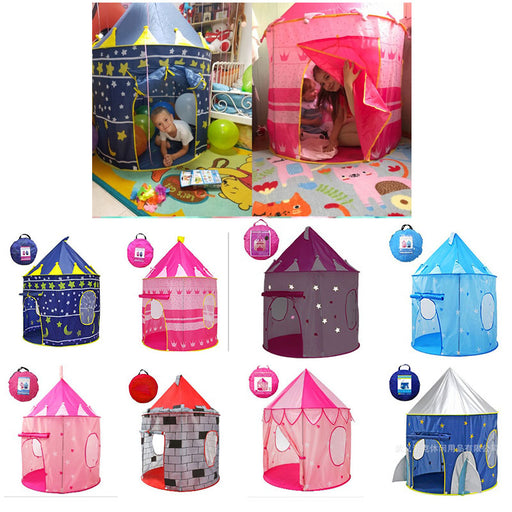 Kids Ball Pool Tipi Tent House - BrightBailey