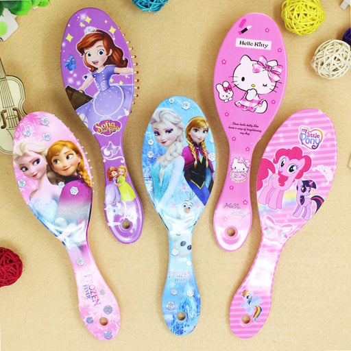 Disney Frozen Cute Massage Comb - BrightBailey
