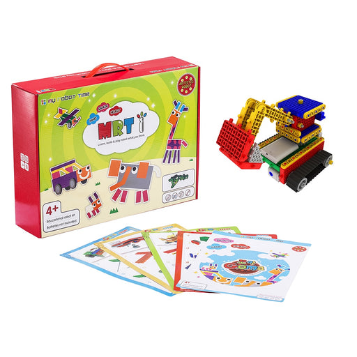 Colorful Assembly Educational Robot Toy - BrightBailey