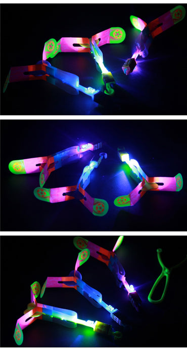 Double flashing Large luminous toys - BrightBailey