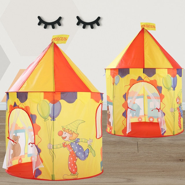 Outdoor Kids Play Tent Ball Pool - BrightBailey