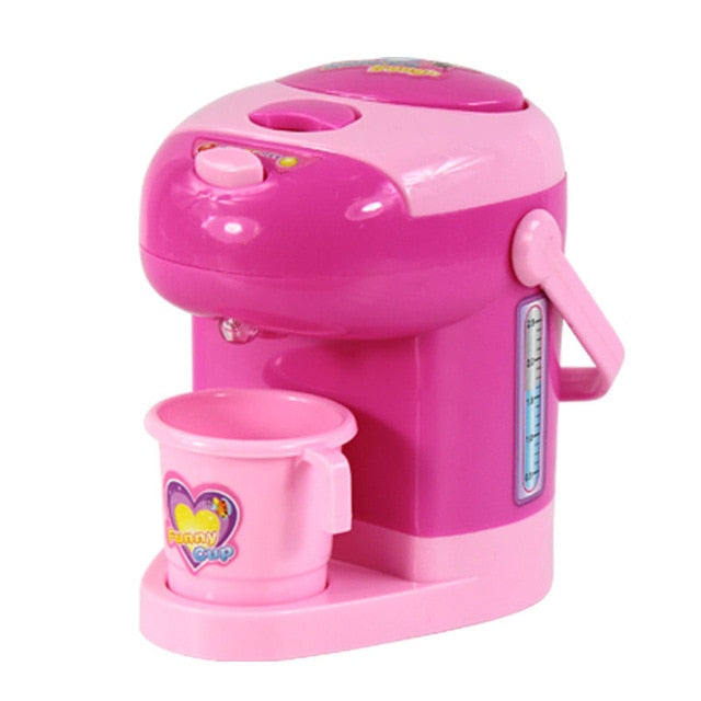 Home Appliances Girls Pretend Play Toys - BrightBailey
