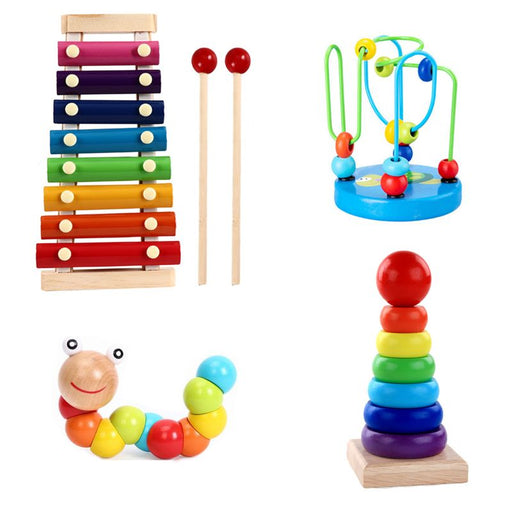 Montessori Wooden Childhood Learning Toy - BrightBailey