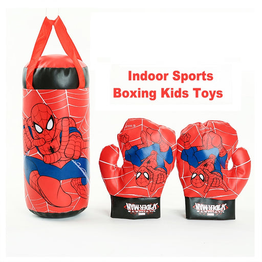 Outdoor Spider Boxing Sack Game - BrightBailey