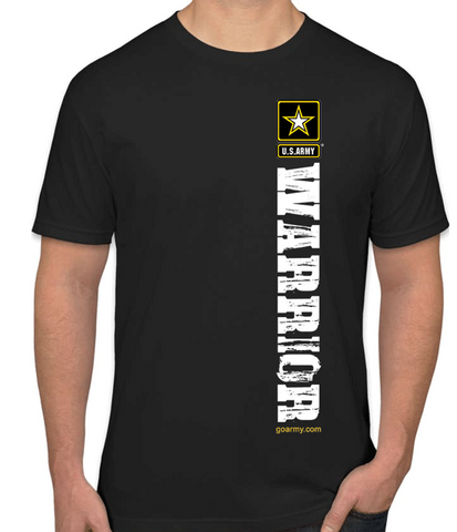 Branded Warrior T-Shirt - Army