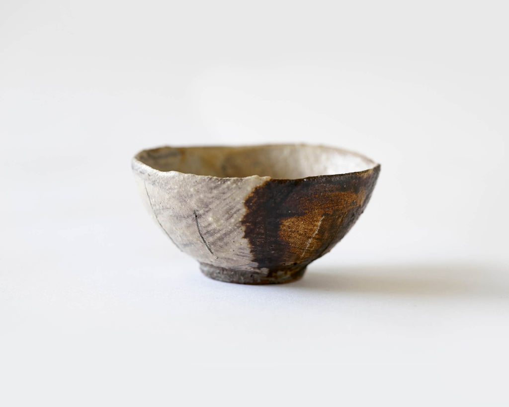 Small clay bowl #3 by Scott Brough