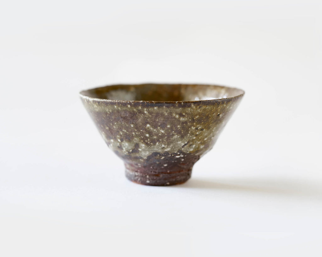 Small clay bowl #1 by Scott Brough