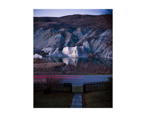 'St Bathans' Unframed print by Brian Culy