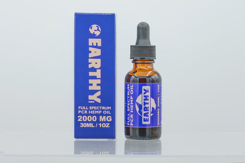2000mg Full Spectrum CBD Oil