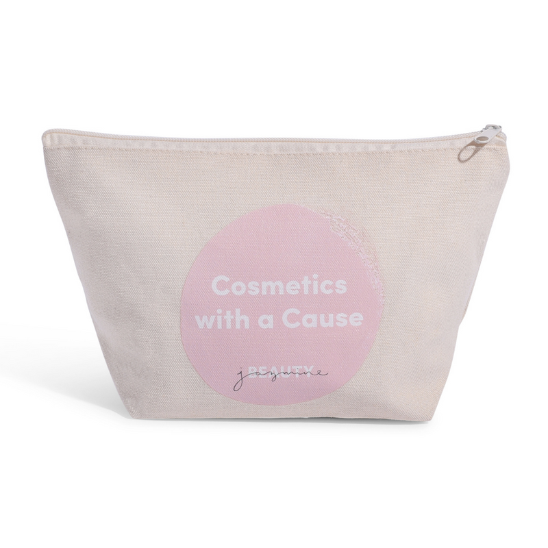 Cosmetics for a Cause Bag