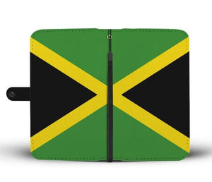 Jamaica Flag Wallet Case